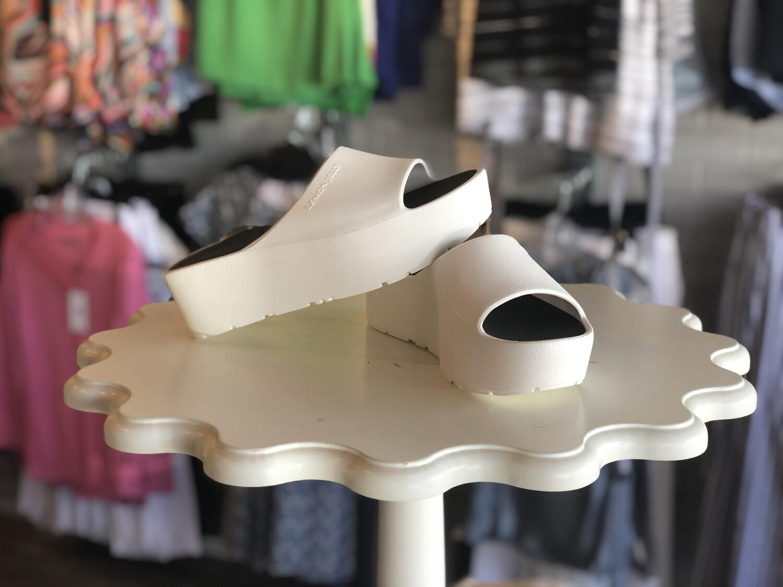 LJ Flip Flop - White