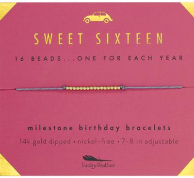 Milestone bracelet - 16