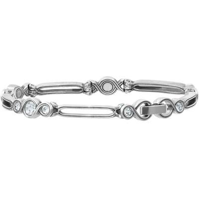 Brighton Infinity Sparkle Bracelet