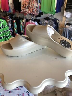 LJ Flip Flop - Warm Grey