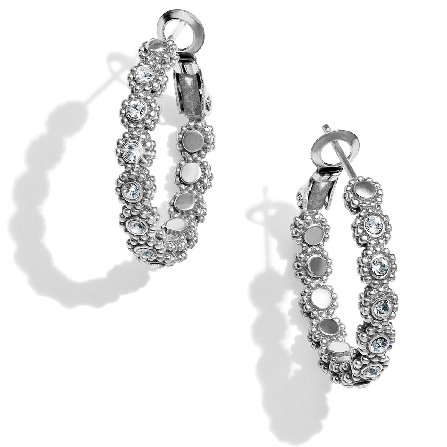 Brighton Twinkle Splendor Small Hoop Earring