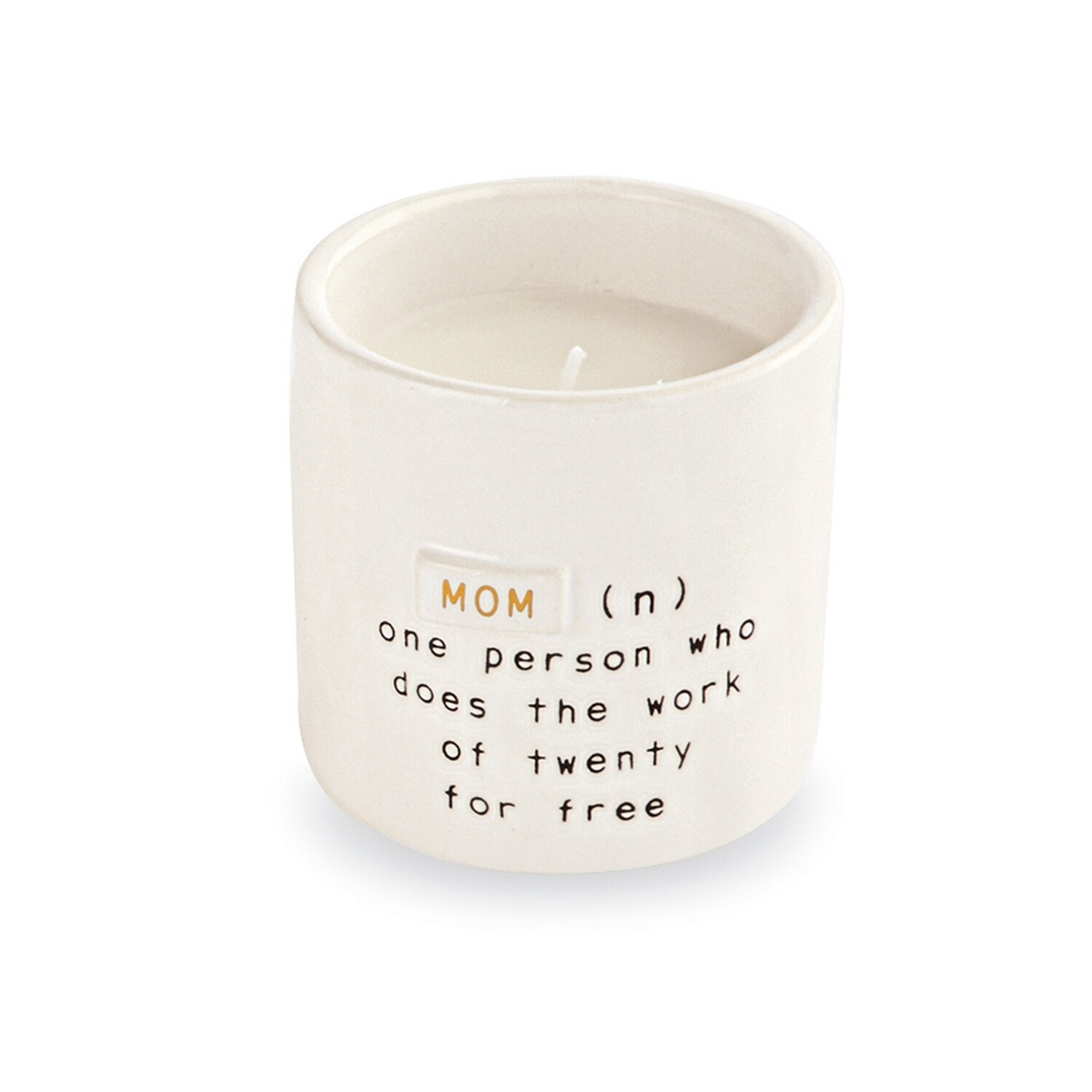 MP Mom boxed candle - work