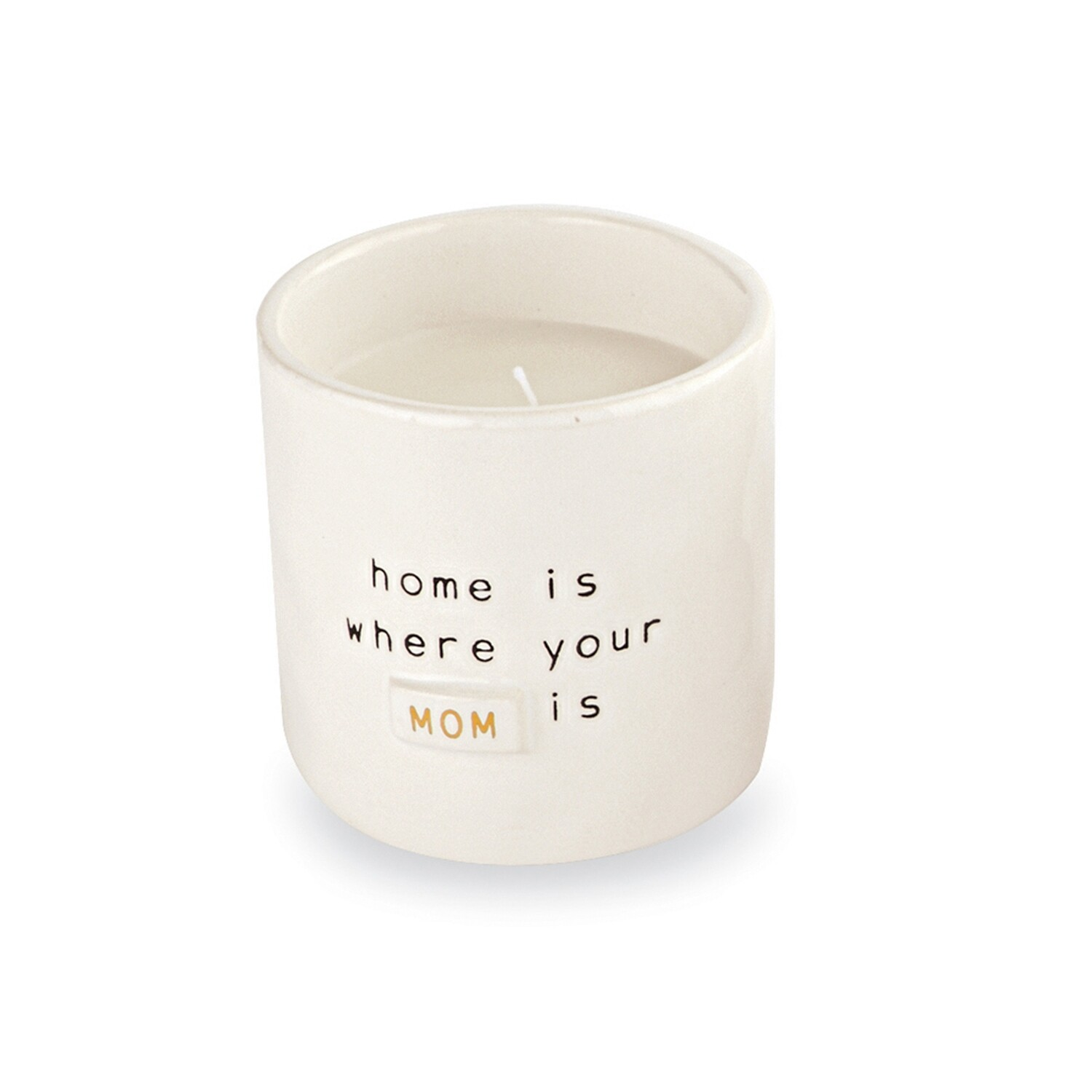 Mom boxed Candle - home