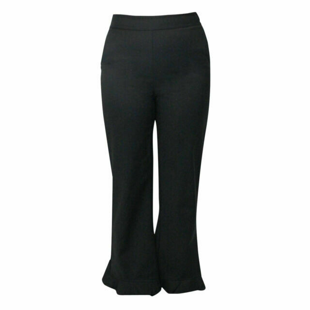 Margaret O'Leary Petal Pant Black - S