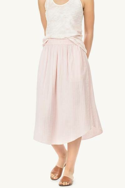 Lilla P Pocket Skirt Primrose - M