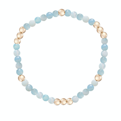 eNew amazonite worthy pattern bracelet