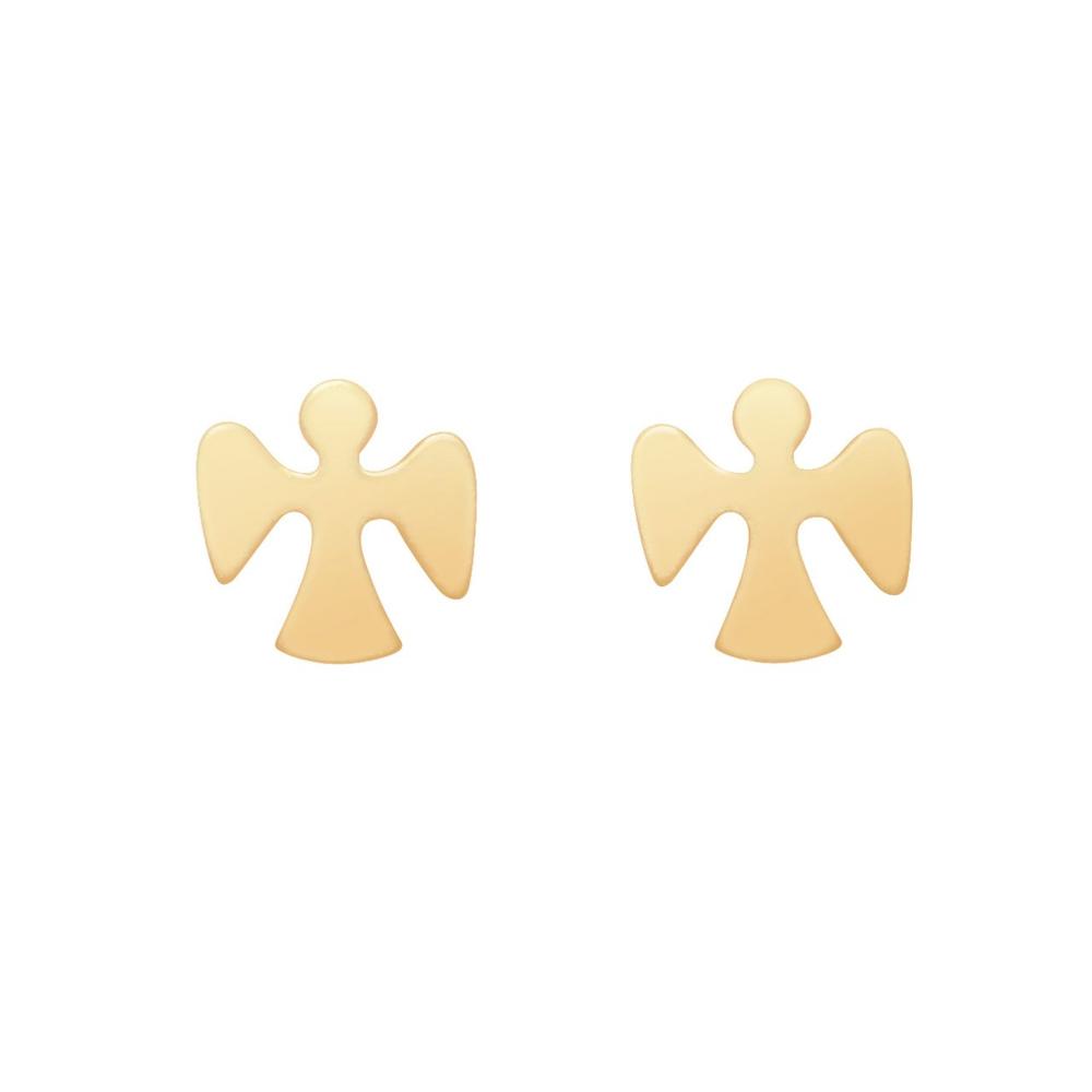 eNew guardian angel earrings