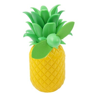 SL Beach Fan - pineapple