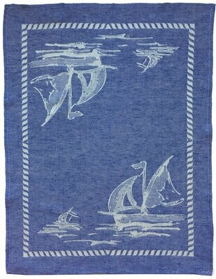 AT Sailboat towel