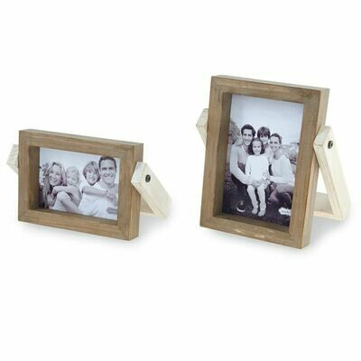 Wood Collapsible Frame