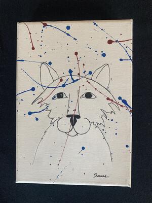 Original Artwork By Diane Sams