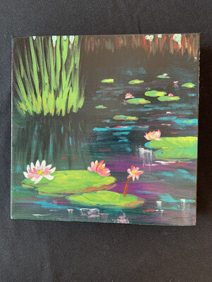 Original Painting by Karen Knight Veal