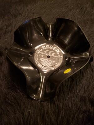 Display Bowls-Melted Albums