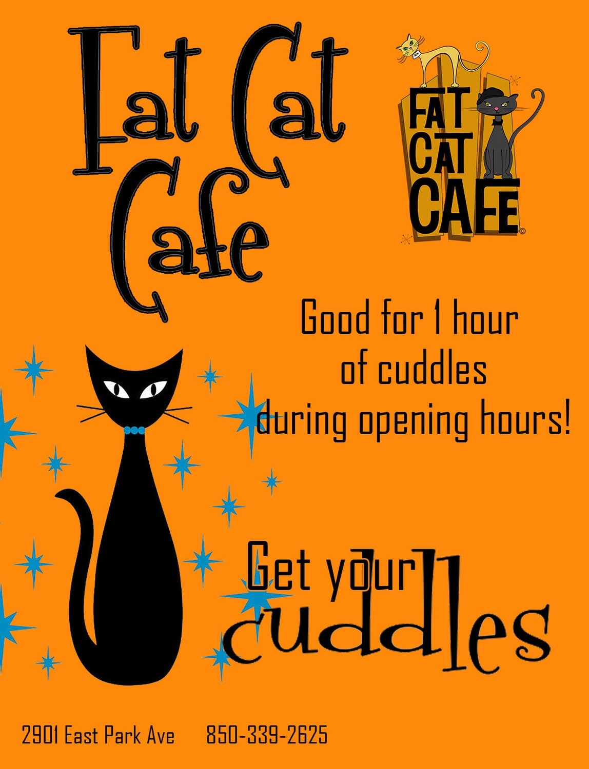 1 Hour Cuddle Room Pass