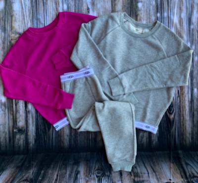 UGG sweatshirt and pants pajamas