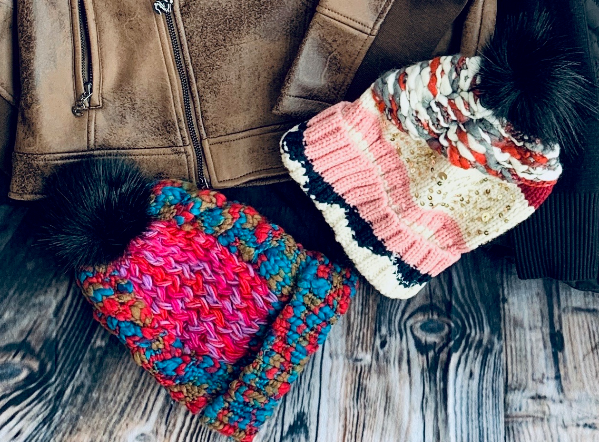 Desiqual winter hats