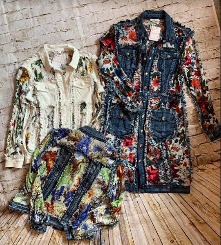 adore jackets