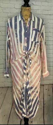 Nu Vintage stripe dress