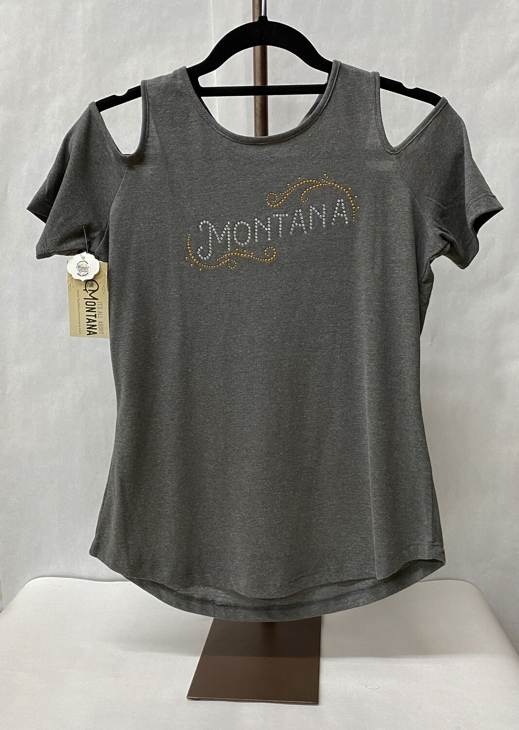 Cold Shoulder Gray w/Montana RS