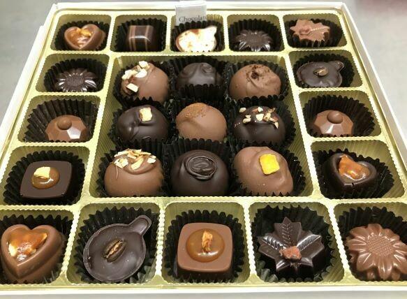 Grand Chocolate Assortment