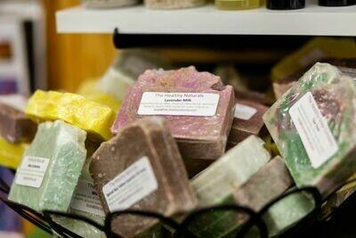 Healthy Naturals Essential Oil Bar Soap