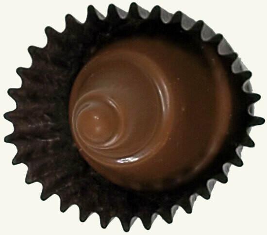 Caramel Cone Chocolate