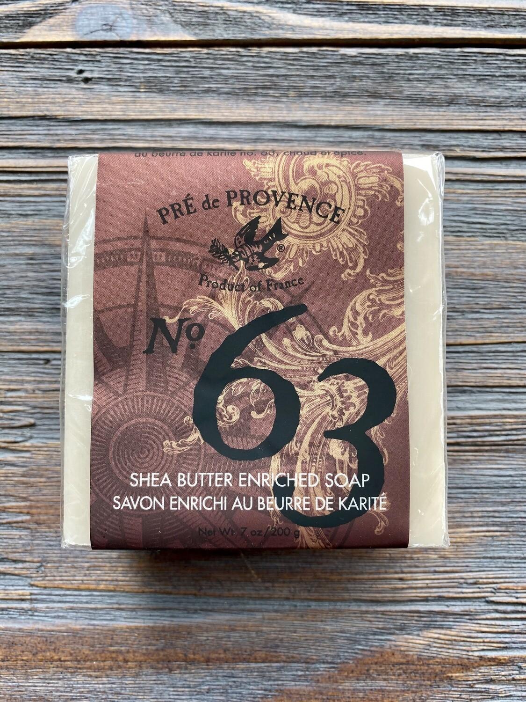 No. 63 Bar Soap for Men