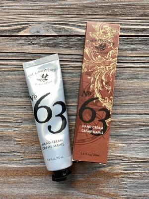No. 63 Hand Cream 1.6 oz  for Men
