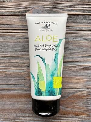 Aloe Face & Body Cream