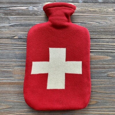Swiss Cross Water Bottle Heater