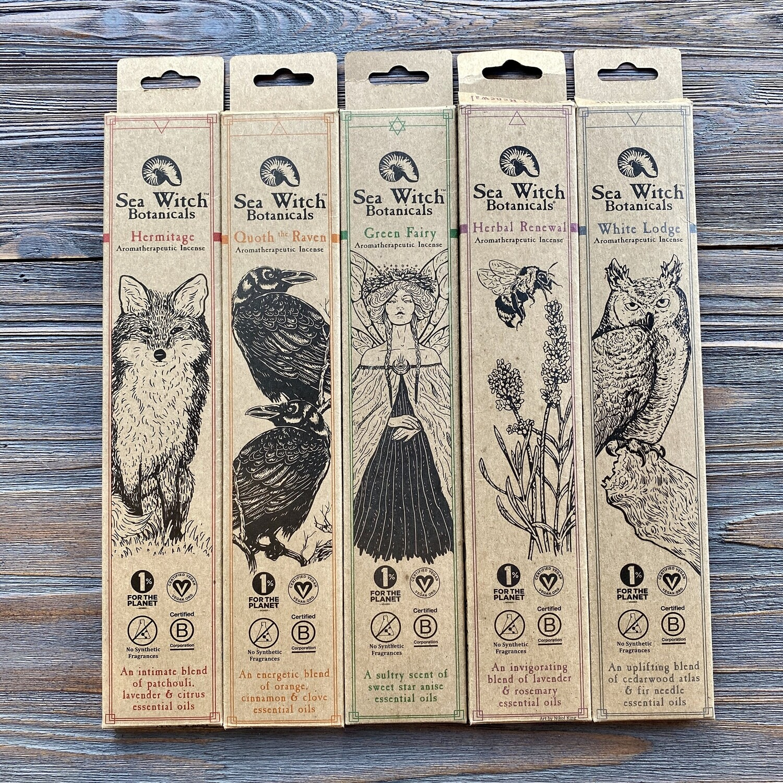 Sea Witch Incense Sticks