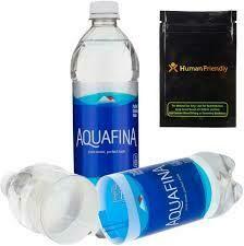 AQUAFINA WATER BOTTLE SAFE