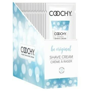 COOCHY SHAVE CREAM BE ORIGINAL 0.5OZ