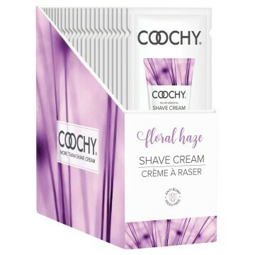 COOCHY SHAVE CREAM FLORAL HAZE 0.5OZ