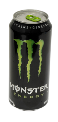 MONSTER ENERGY SAFE CAN