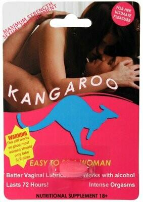 KANGAROO FOR FEMALE