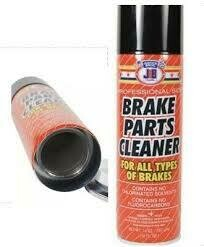 BRAKE PARTS CLEARNER SAFE CAN