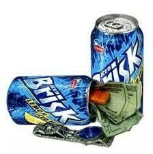 BRISK ICED TEA SAFE
