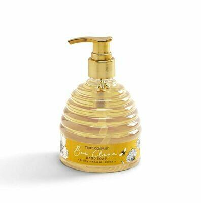 Bee Clean Honey-Vanilla Scented Hand Soap
