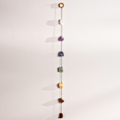 Gemstone Wall Hanging