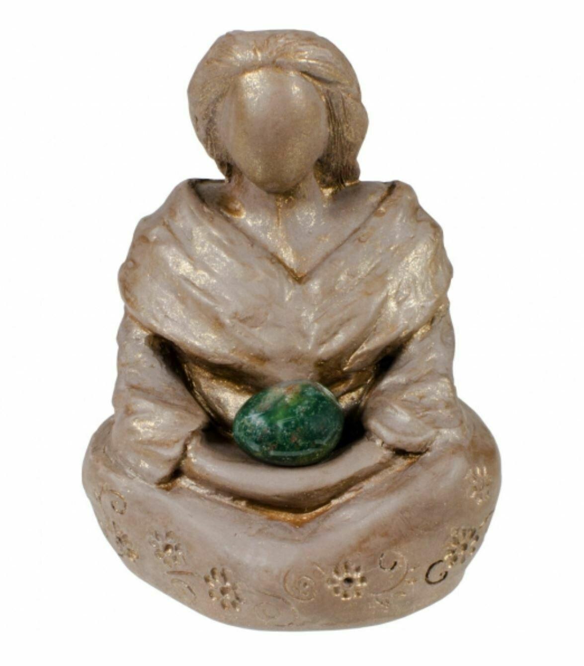 Gypsum Cement Divine Mother Figurine