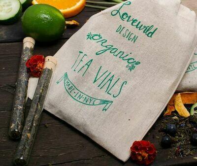 Organic Tea Viles 5 Pk