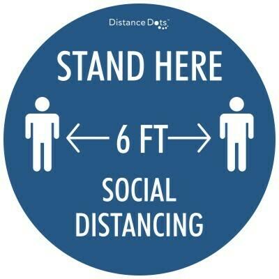 Distance Dots™ - 8