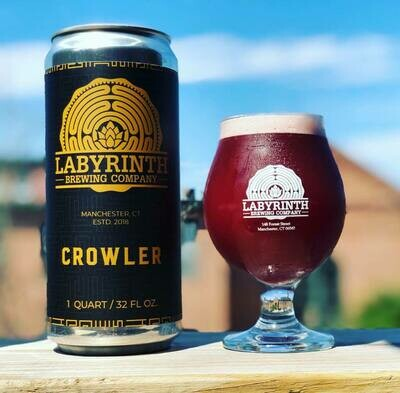 Mug 28 32oz Crowler