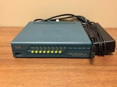 VPN CISCO ASA5505-SEC-BUN-K9 utilisateur Illimitée pare-feu souhaite en bon prix  123,00 $ US
