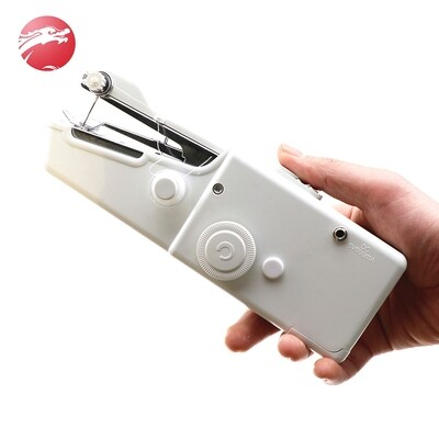 Mini Machines à coudre électriques de point de serrure de main d'utilisation à la maison pour des vêtements  50$