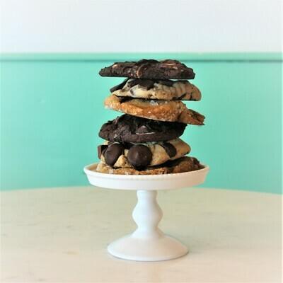 A Dozen Assorted cookies