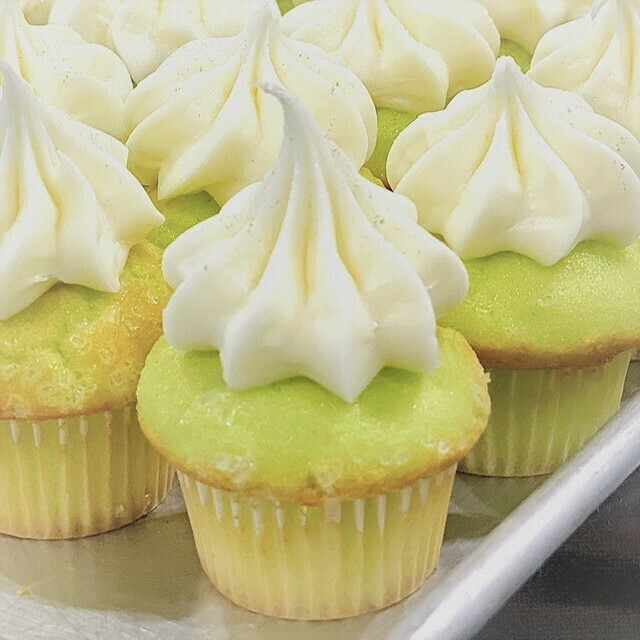 Baby Lime Cheesecake