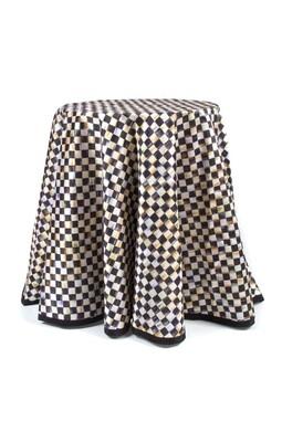 CC 90 inch round tablecloth