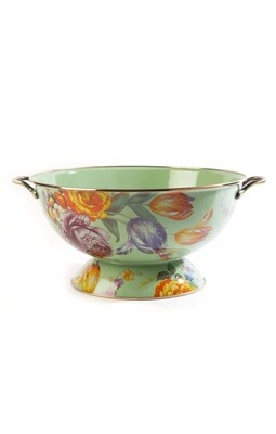 Flower market everything bowl green